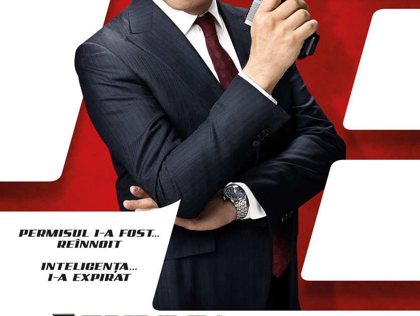 Poster Johnny English Strikes Again