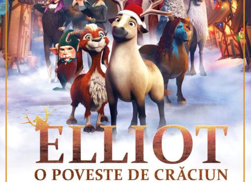 Poster Elliot: O Poveste de Crăciun