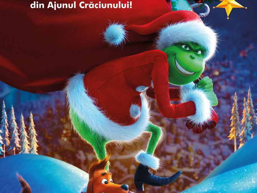 Poster Grinch