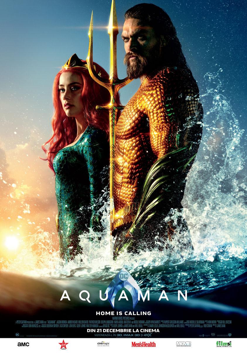 Poster Aquaman
