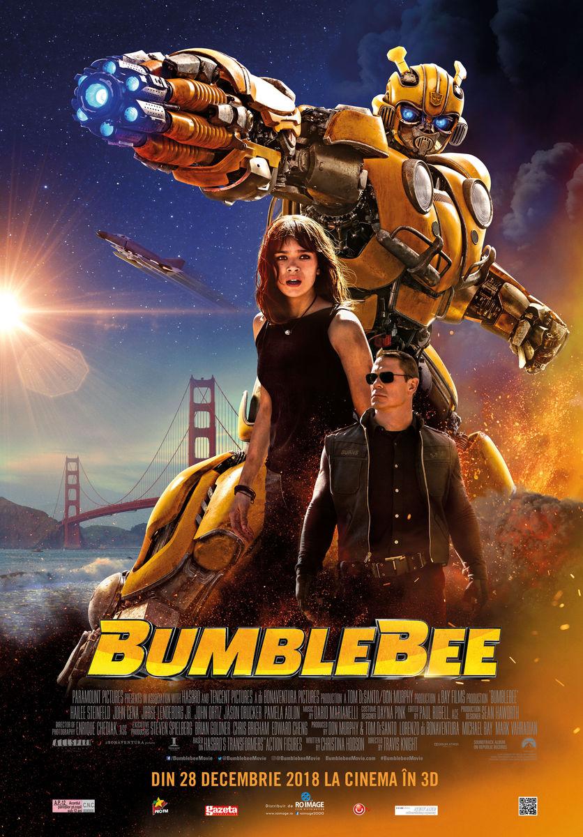 Poster Bumblebee