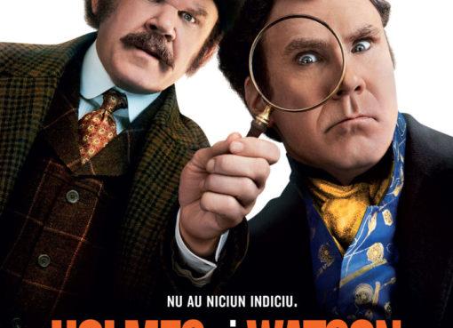 Poster Holmes și Watson