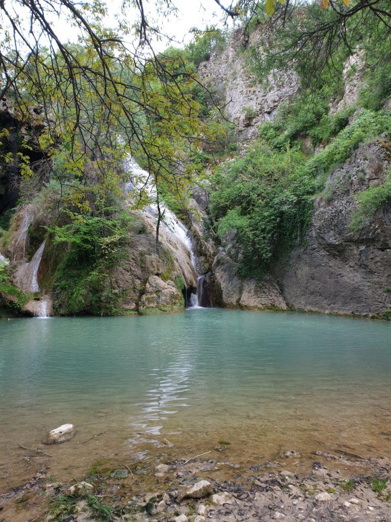 Cascada Kaya Bunar de la Hotnitsa, Bulgaria (FixAsa.ro)