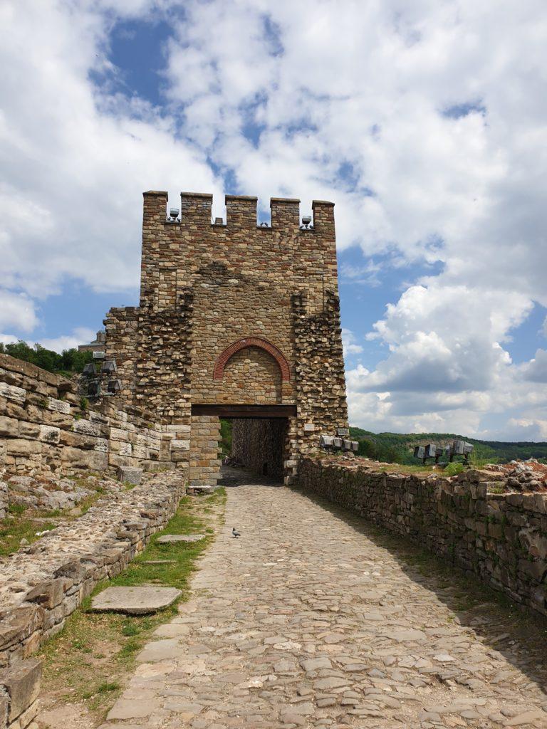 Cetatea Tsarevets din Veliko Târnovo (FixAsa.ro)